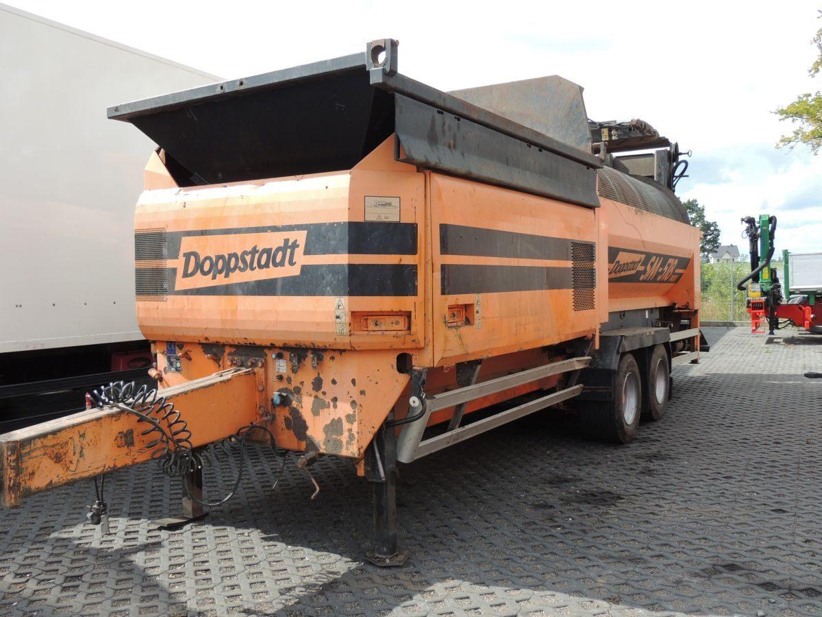 Mobilny Przesiewacz Bębnowy Doppstadt SM518 profi 2006r , 7615 godzin