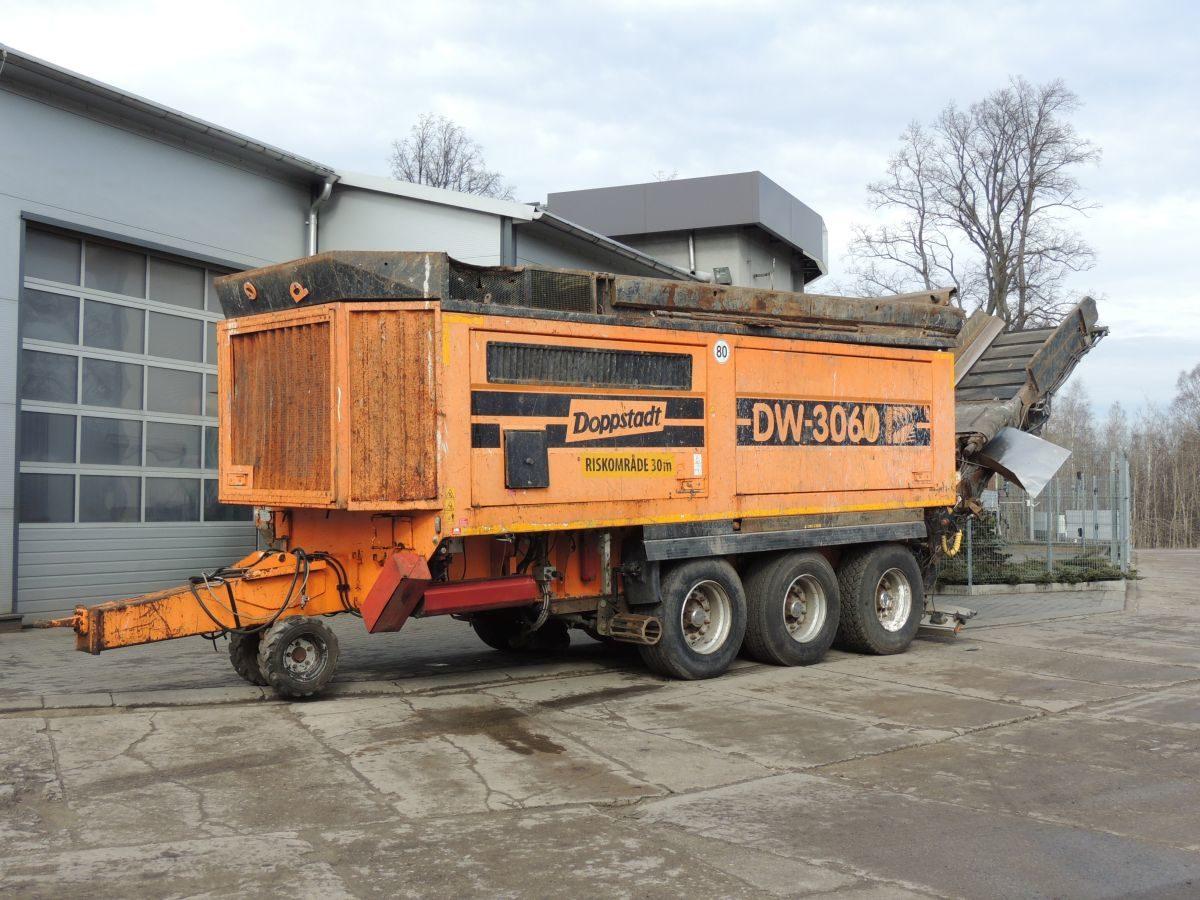 Doppstadt DW3060 BioPower , 05.2011r , 490KM , ADBlue